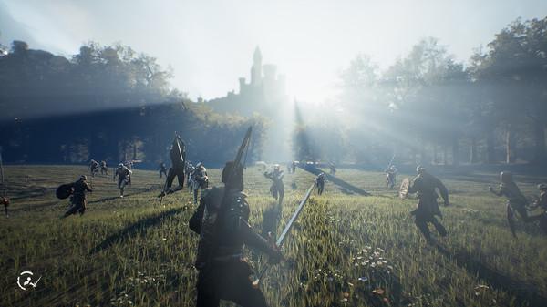 скриншот Robin Hood - Builders of Sherwood 3
