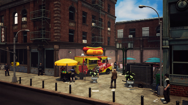 Скриншот №5 к Food Truck Simulator