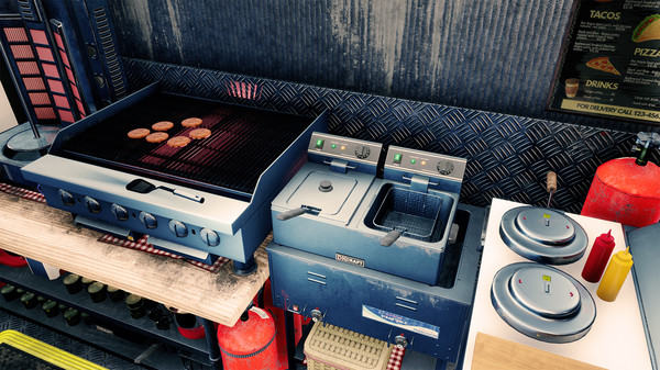 Скриншот №4 к Food Truck Simulator