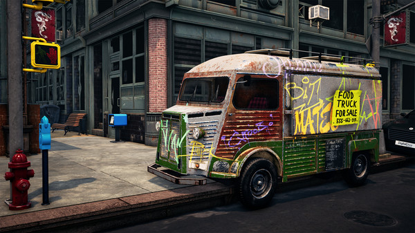 Скриншот №2 к Food Truck Simulator