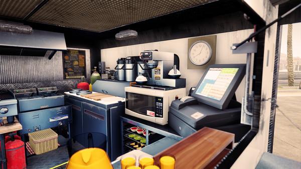 Скриншот №3 к Food Truck Simulator