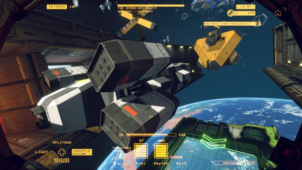 Скриншот №3 к Hardspace Shipbreaker