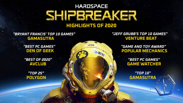 Скриншот №1 к Hardspace Shipbreaker