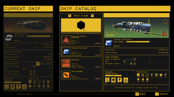 Скриншот №14 к Hardspace Shipbreaker