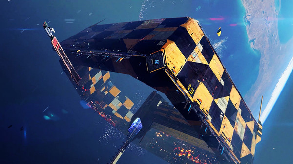 Скриншот №11 к Hardspace Shipbreaker