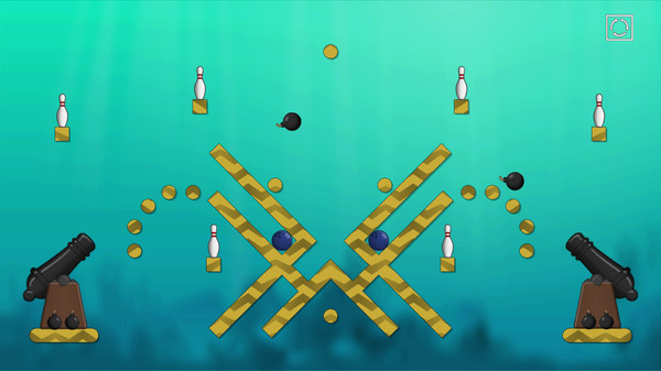 Bomb Bowling 2 screenshot