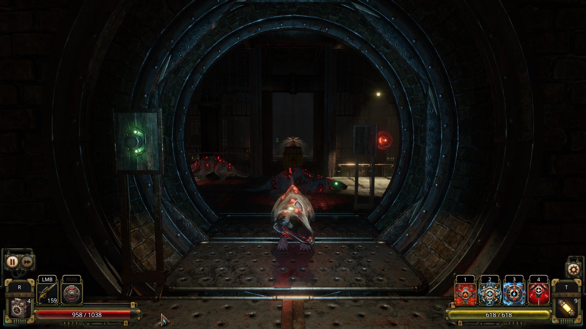 Vaporum: Lockdown on Steam