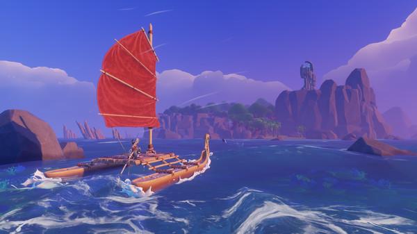 скриншот Windbound 1