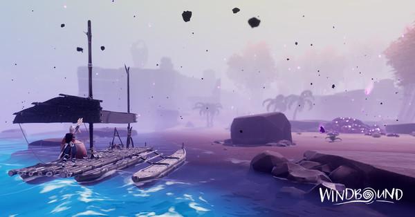 скриншот Windbound 5