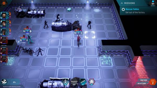 The Protagonist: EX-1 Screenshot 3