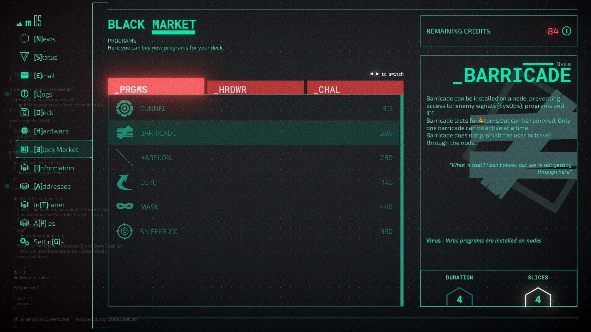 Midnight Protocol screenshot 3