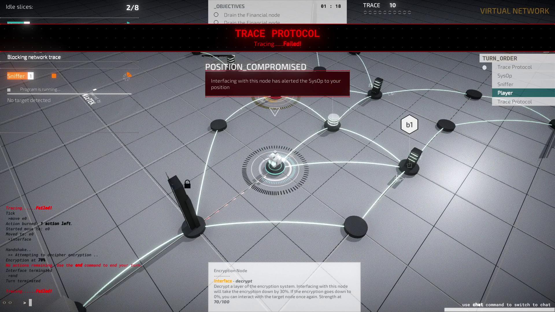Midnight Protocol screenshot 2