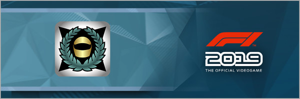 Скриншот №1 к F1 2019 Badge Motif