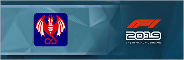 Скриншот №1 к F1 2019 Badge Flame