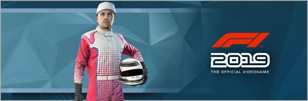 Скриншот №1 к F1 2019 Suit Cotton Candy