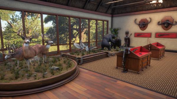 Скриншот №3 к theHunter Call of the Wild™ - Saseka Safari Trophy Lodge