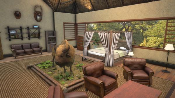 Скриншот №4 к theHunter Call of the Wild™ - Saseka Safari Trophy Lodge