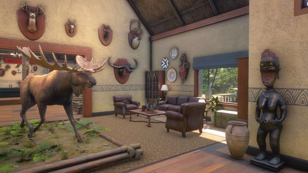 Скриншот №2 к theHunter Call of the Wild™ - Saseka Safari Trophy Lodge
