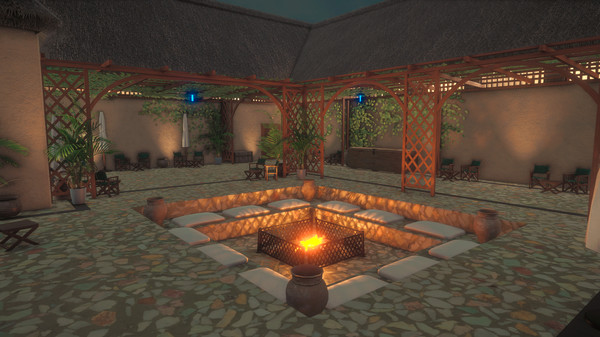Скриншот №1 к theHunter Call of the Wild™ - Saseka Safari Trophy Lodge