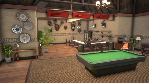 Скриншот №5 к theHunter Call of the Wild™ - Saseka Safari Trophy Lodge