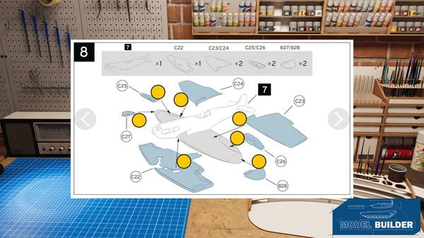 Скриншот №5 к Model Builder