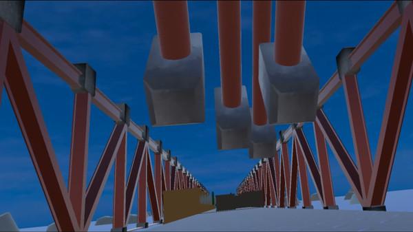 Danger Course VR screenshot