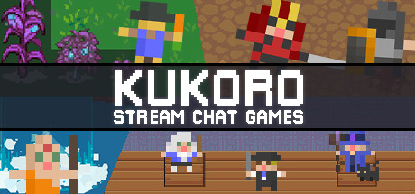 Kukoro: Stream chat games Cover Image