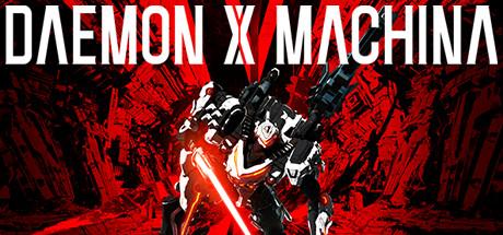 DAEMON X MACHINA Cover Image