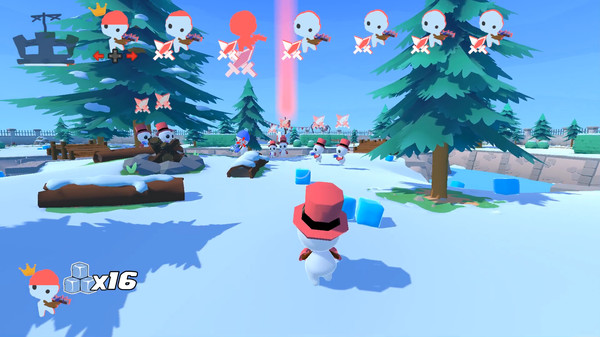 Скриншот №5 к Snow Mercy