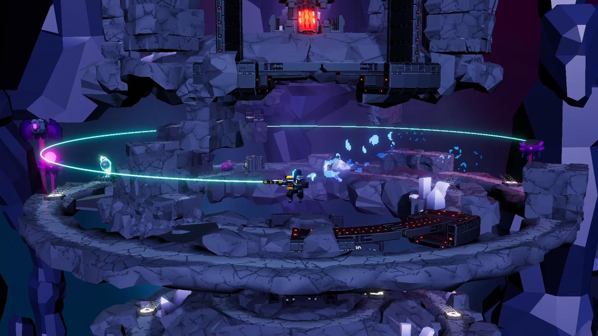 Orbital Bullet The 360 Rogue-lite Free Download