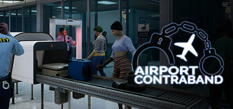 Airport Contraband Cover Image