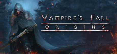 Vampire's Fall: Origins Cover Image