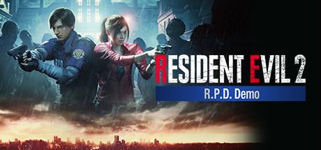 "Resident Evil 2 ""R.P.D. Demo"" Cover Image"