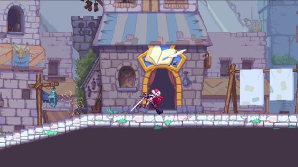 Скриншот №1 к Dragon Marked For Death - Striker Gear