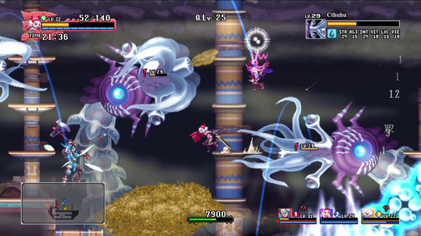 Скриншот №4 к Dragon Marked For Death - Striker Gear