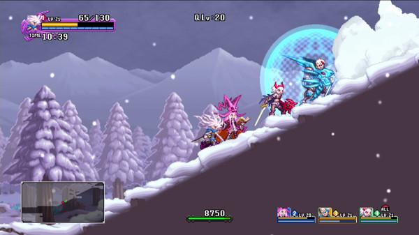 Скриншот №5 к Dragon Marked For Death - Striker Gear