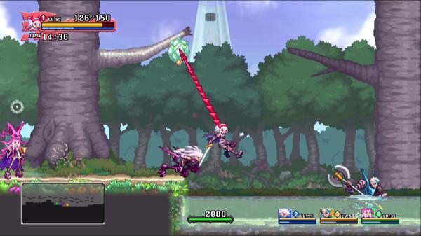 Скриншот №3 к Dragon Marked For Death - Striker Gear