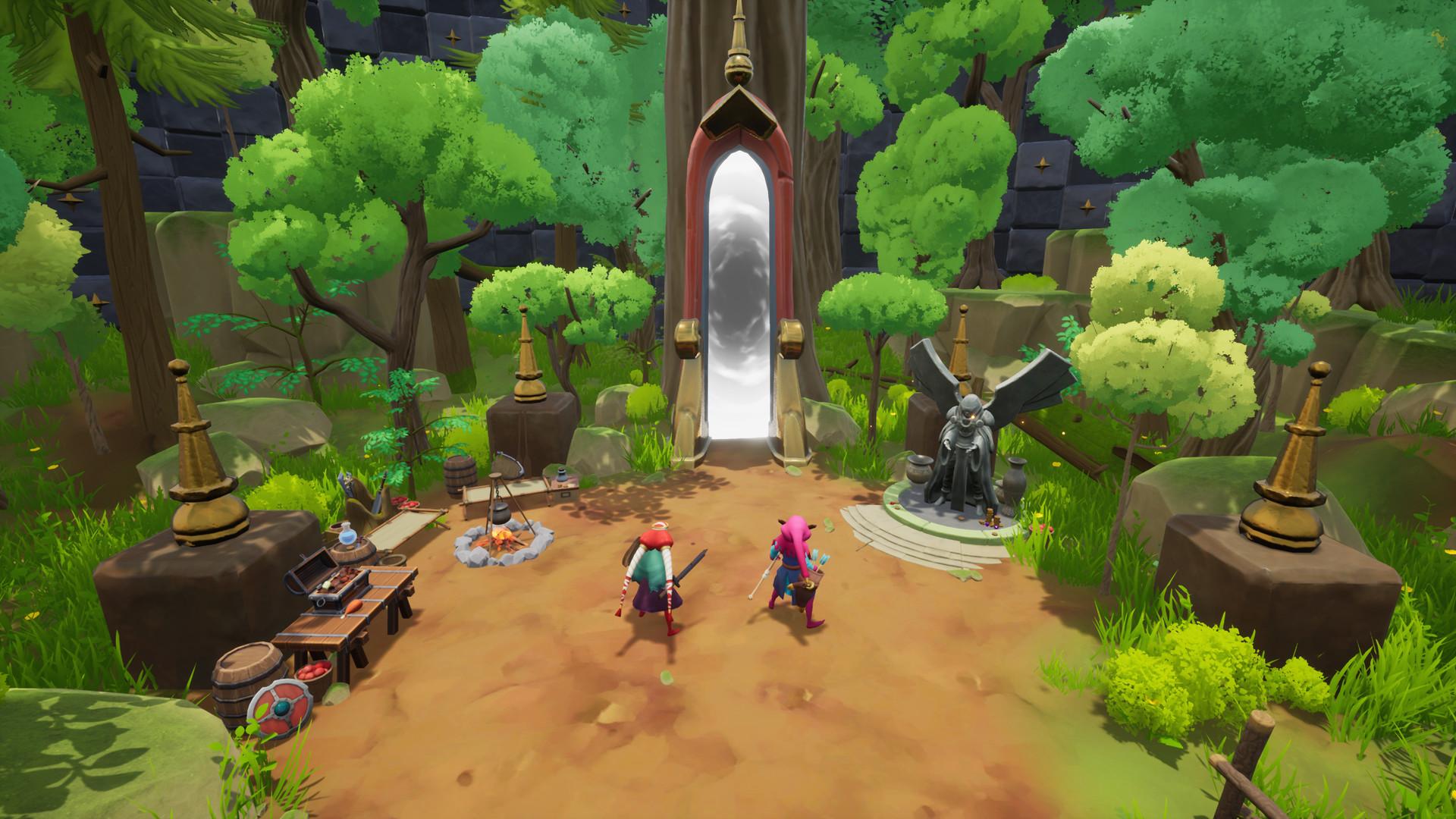 Guild of Ascension screenshot 1