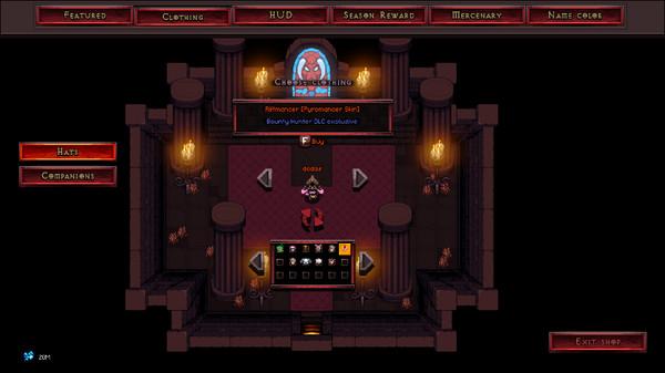 Скриншот №1 к Hero Siege - Riftmancer Skin
