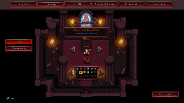 Скриншот №1 к Hero Siege - Bounty Hunter Skin