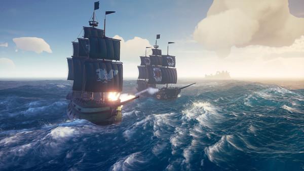 Скриншот №9 к Sea of Thieves