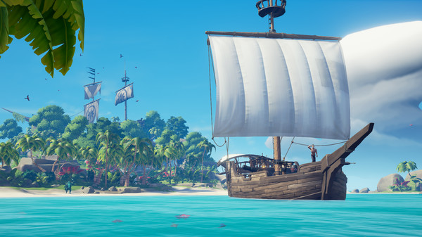 Скриншот №21 к Sea of Thieves