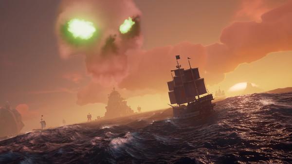 Скриншот №4 к Sea of Thieves