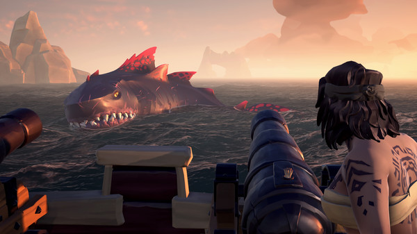 Скриншот №3 к Sea of Thieves