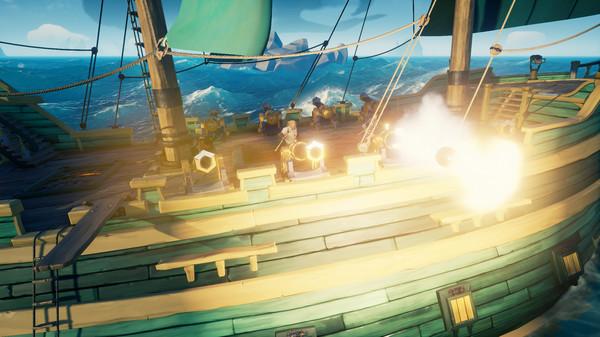 Скриншот №10 к Sea of Thieves