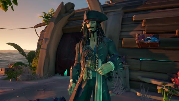 Скриншот №1 к Sea of Thieves