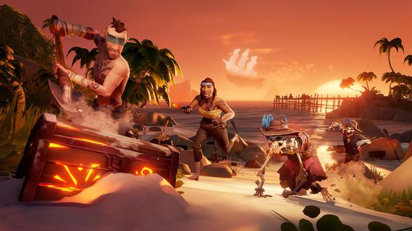 Скриншот №12 к Sea of Thieves