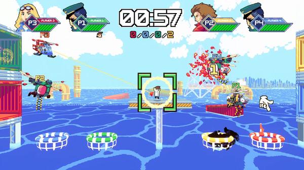 Choppa: Rescue Rivals screenshot