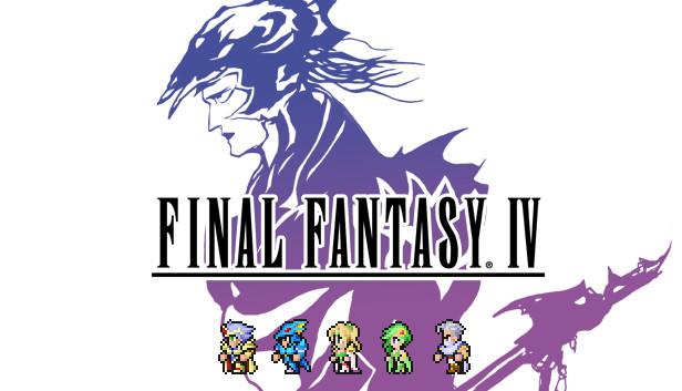 Final Fantasy IV Pixel Remaster