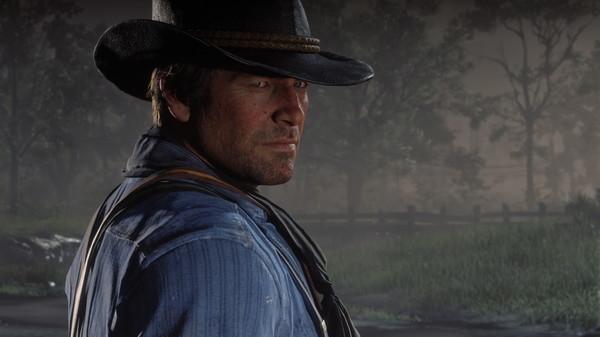 Скриншот №4 к Red Dead Redemption 2